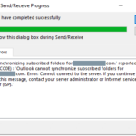 Synchronizing Microsoft Outlook With AOL Email